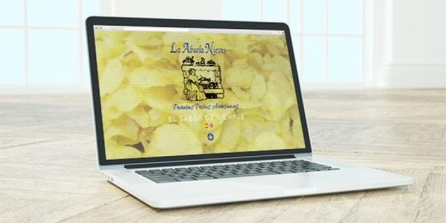 La Abuela Nieves - Web corporativa