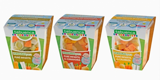 Tabuenca de rechupete - Packaging