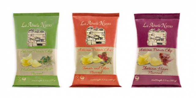 La Abuela Nieves - Packaging