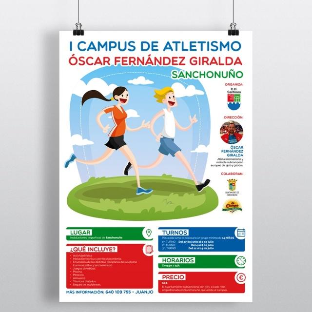 Santinos - Escuela de Atletismo
