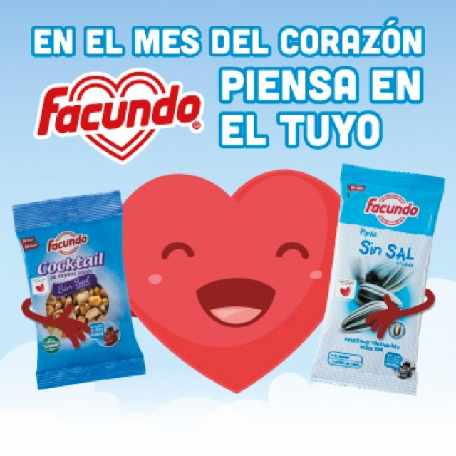 Facundo - Campaña Mes del Corazón