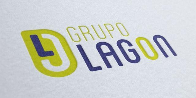 Grupo Lagon - Creación de logotipo