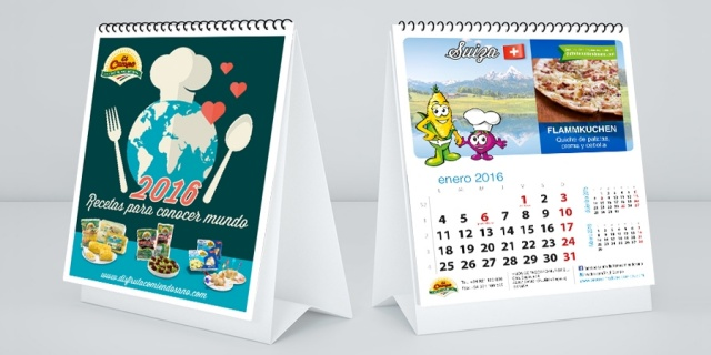 El Campo - Calendario