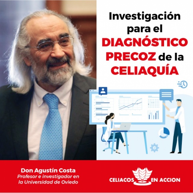 Investigación para el Diagnóstico Precoz de la Celiaquía